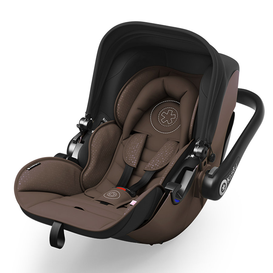 Kiddy Babyschale Evolution Pro 2 Nougat brown