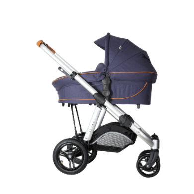 Jette Kinderwagen Joel Air inkl. Wanne Fishbone...