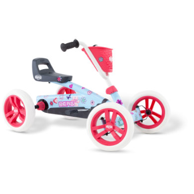 BERG Toys - Pedal Go-Kart Buzzy Bloom