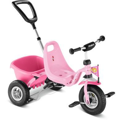 Puky ® Dreirad CAT 1L mit Luftreifen Prinzessin...