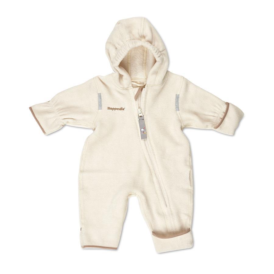 Hoppediz Fleece Overall creme