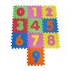knorr® toys Tapis puzzle chiffres, 10 pièces
