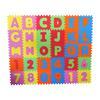 knorr® toys Tapis puzzle lettres chiffres, 36 pièces