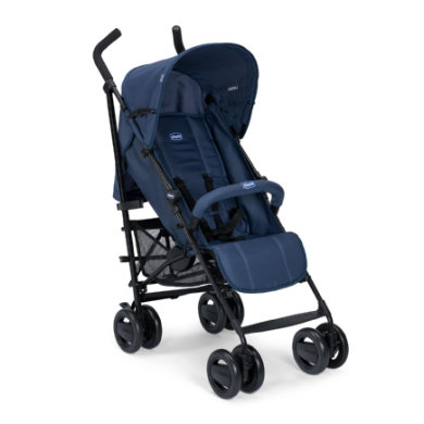 chicco Buggy London Up Blue Passion inclusief klapbare veiligheidsbeugel