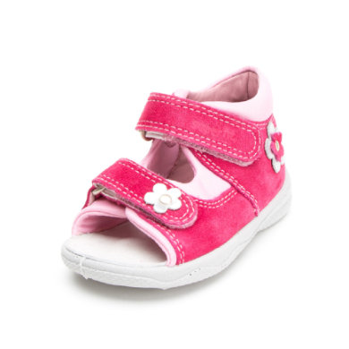 superfit Girls Sandale Polly pink kombi (mittel) rosa pink Gr.Babymode (6 24 Monate) Mädchen