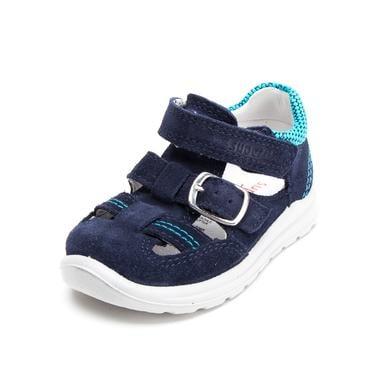 superfit Girls Lauflernschuh Mel ocean kombi (mittel) blau Gr.Babymode (6 24 Monate) Mädchen