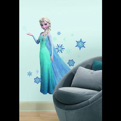 Wanddekoration - RoomMates® Disney's Frozen Elsa, glitzernd blau  - Onlineshop Babymarkt