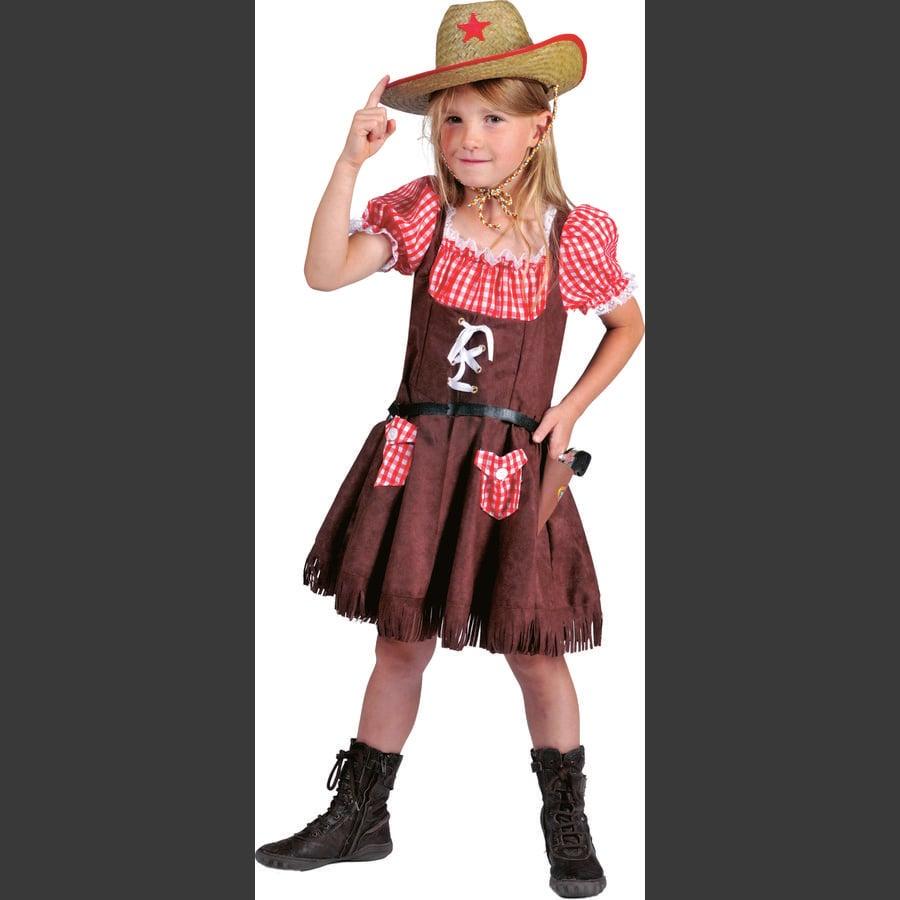 Funny Fashion Karneval Kostüm Wild West Denise