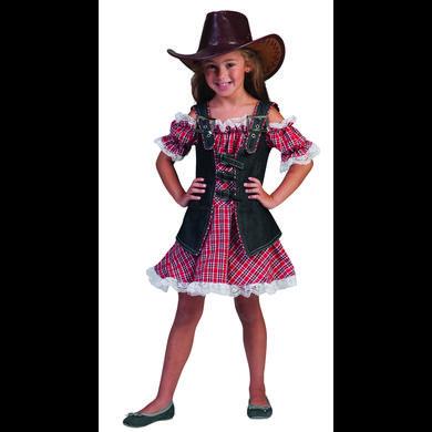Funny Fashion Vestito di Carnevale Denim Ranger