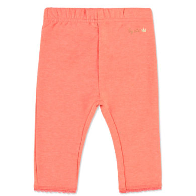 Staccato Girls Sweatleggings neon pumpkin orange Gr.Babymode (6 24 Monate) Mädchen