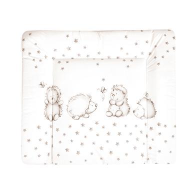 Wickelmöbel und Zubehör - JULIUS ZÖLLNER Wickelauflage Softy Igelchen 85 x 75 cm  - Onlineshop Babymarkt