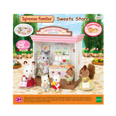 Sylvanian Families® Cukrárna