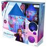 John Frozen 2 Palast mit Kristalllicht