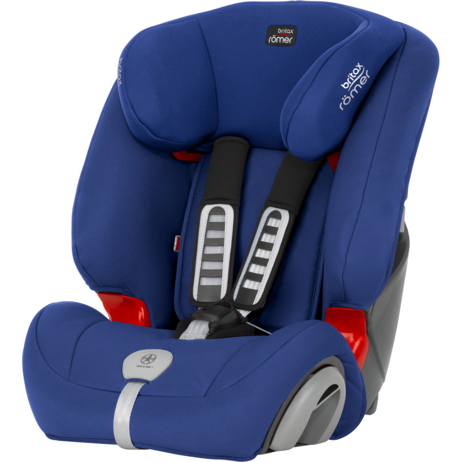 Britax Römer Kindersitz Evolva 123 plus Ocean Blue