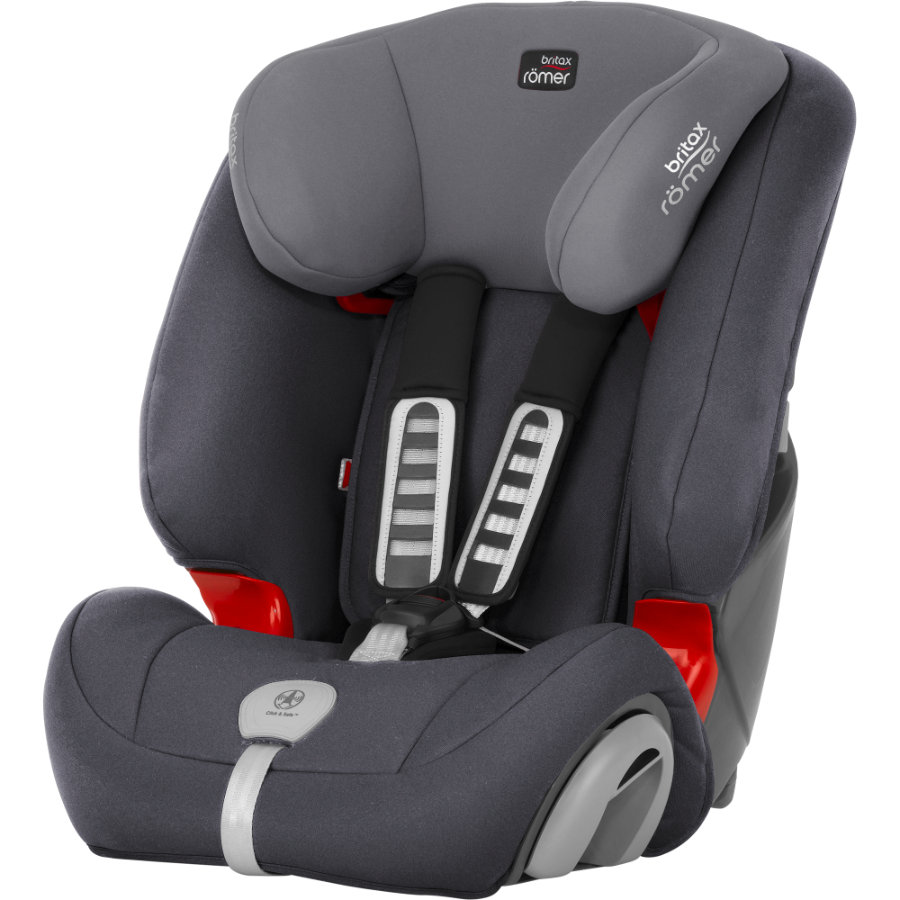 Britax Römer Kindersitz Evolva 123 plus Storm Grey