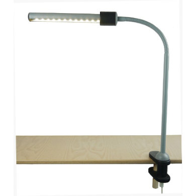 niermann Standby clamp light grey-black