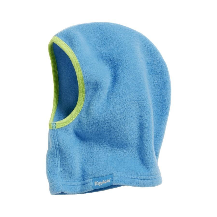 Fleece-Schlupfmütze aquablau
