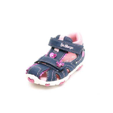 Be Mega Girls Sandale night blau Gr.Babymode (6 24 Monate) Mädchen