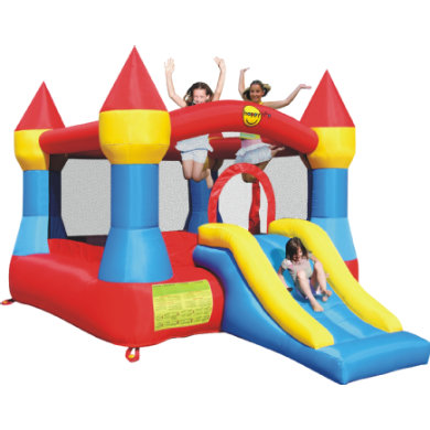 happyhop Bouncy Castle - hrad