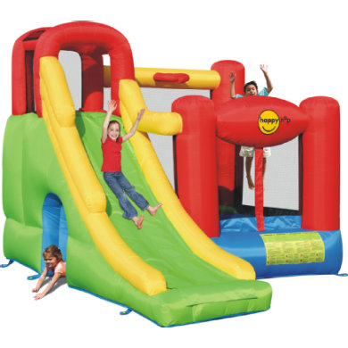 happyhop Bouncy castle - Play Center 6 in 1