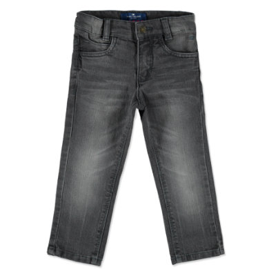Miniboyhosen - TOM TAILOR Boys Jeans stretch grey denim - Onlineshop Babymarkt