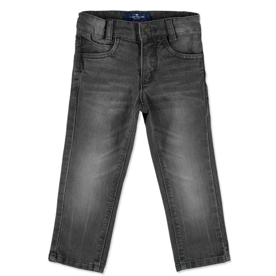 TOM TAILOR Boys Jeans stretch grey denim