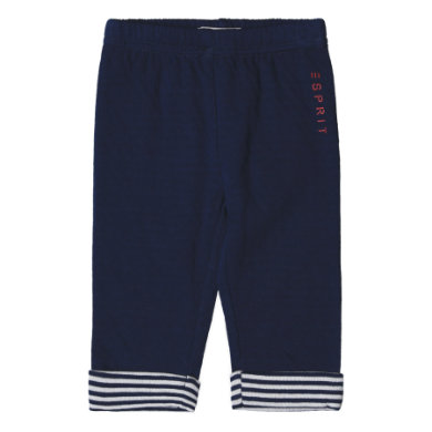 Esprit Leggings navy blau Gr.Newborn (0 6 Monate) Unisex