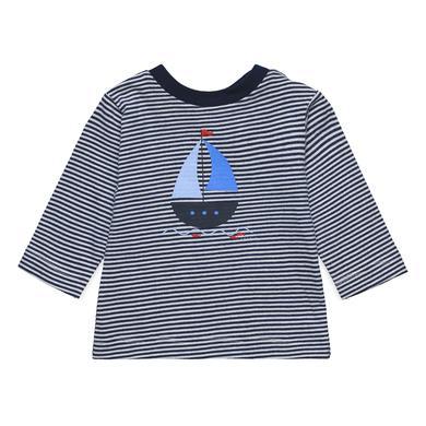Babyoberteile - ESPRIT-Shirt gestreift Segelboot - Onlineshop Babymarkt