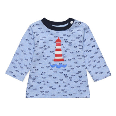 Esprit  T-Shirt pastel blue Leuchtturm - blau - Gr.Newborn (0 - 6 Monate) - Unisex