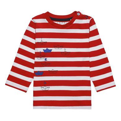 Esprit  Langarmshirt red - rot - Gr.74 - Jungen