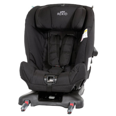 AXKID Kindersitz Rekid New Edition Schwarz