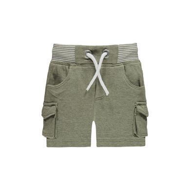 Kanz Boys Bermuda grey melange grau Gr.Babymode (6 24 Monate) Jungen