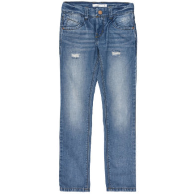name it  Telse medium blue denim - modrá - Gr.122