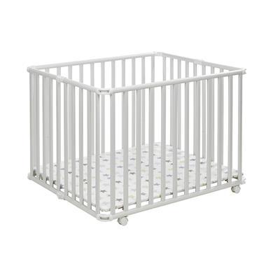 Laufgitter - geuther Laufgitter Ameli 106,5 x 90 cm weiß Sterne  - Onlineshop Babymarkt