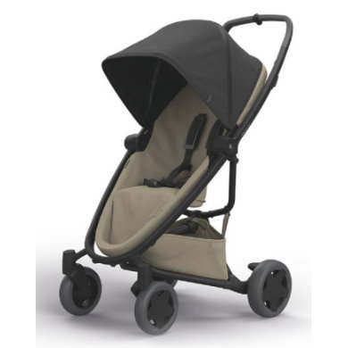 Quinny Zapp Flex Plus 2019 Black on Sand