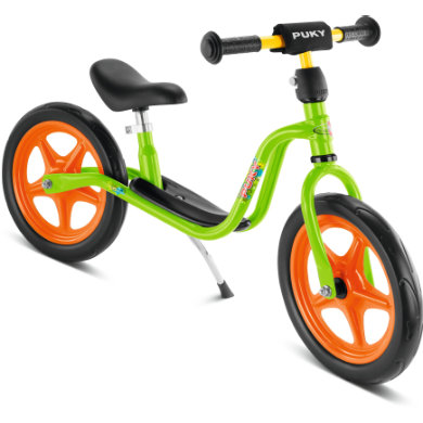 Puky ® Laufrad LR 1 mit EVA Bereifung kiwi 4011 grün