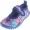 Playshoes Sandales de bain enfant, protection UV, Violettes