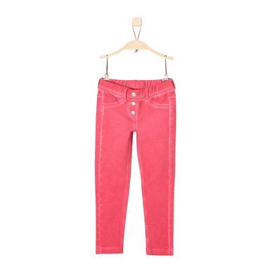 Minigirlhosen - s.Oliver Girls Jeggings pink - Onlineshop Babymarkt