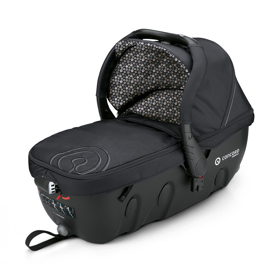 CONCORD Babywanne Sleeper 2.0 Cosmic Black