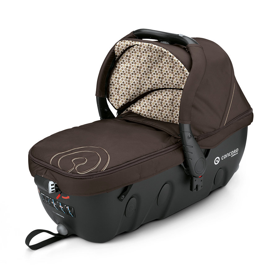 CONCORD Babywanne Sleeper 2.0 Toffee Brown