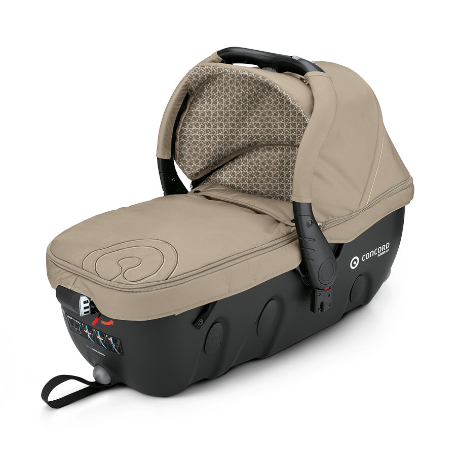 CONCORD Babywanne Sleeper 2.0 Powder Beige