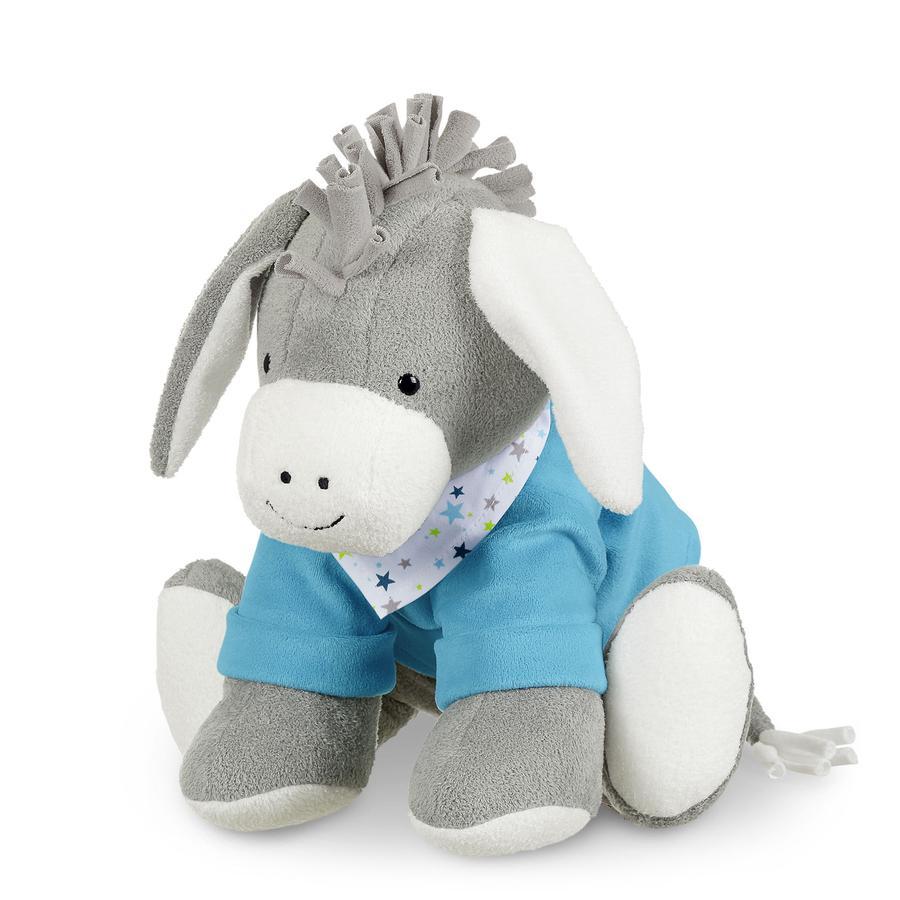 Baby Bright Starts Entdecken & Cuddle Elephant Baby Soft Toy Neu