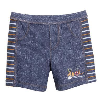 Minigirlbademode - Playshoes UV–Schutz Badeshorts Ahoi blau - Onlineshop Babymarkt