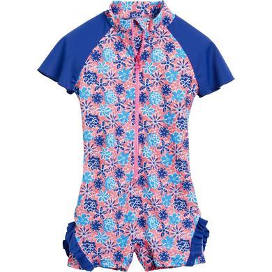 Playshoes UV plavky vcelku ahoj modré