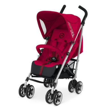 cybex GOLD Buggy Topaz Infra Red Red