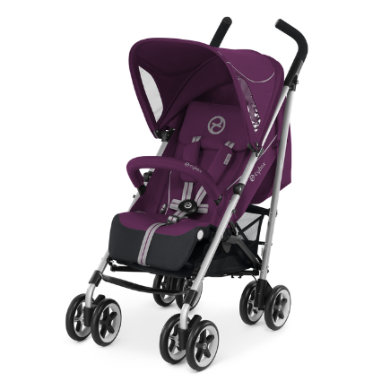 cybex GOLD Buggy Topaz Mystic Pink Purple
