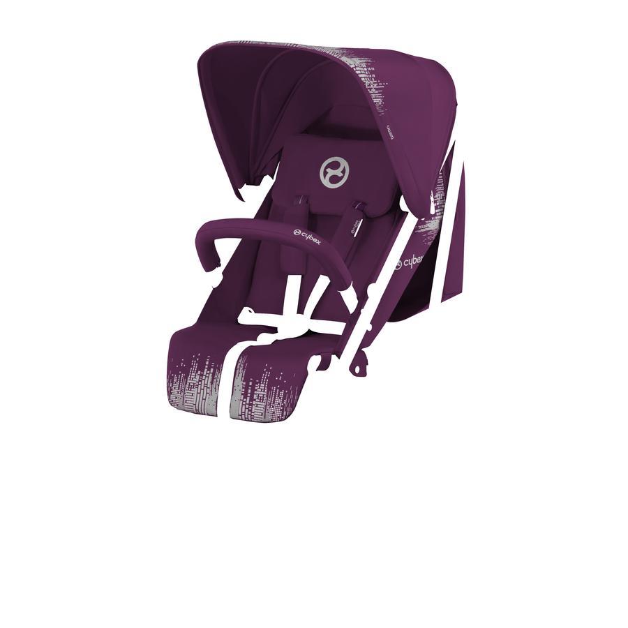 cybex Buggy Callisto Mystic Pink - Purple