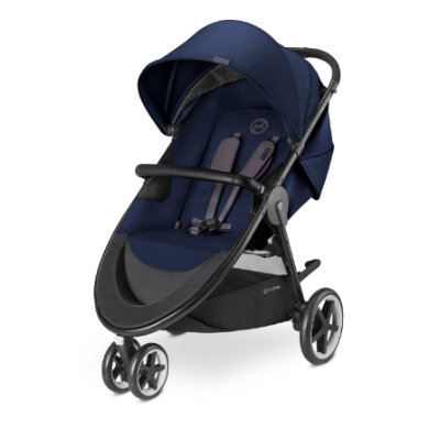 cybex GOLD Buggy Agis M-Air 3 Midnight Blue Navy Blue