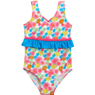 PLAYSHOES Girls UV Plavky s jahodami