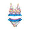 Playshoes Bikini con protección UV mar de flores